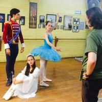 Sesión de Fotos Cascanueces 2017 - Compañía de Danza Antoinette -